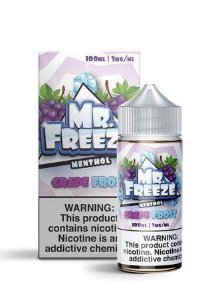 Juice Mr. Freeze Grape Frost