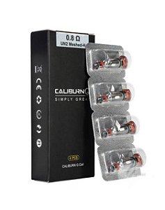 Uwell Caliburn G Coils de Substituição - 4 Unidades