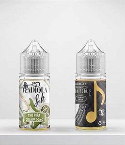 Juice - Radiola - The Pina Colada Song Salt