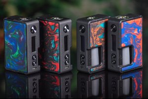MOD PULSE BF 80W BOX MOD SQUONK VERSÃO HIGH-END - VANDY VAPE