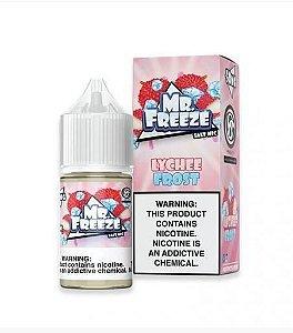 Juice Mr. Freeze Lychee Frost SALT