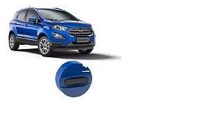 Capa Estepe Original Ford Ecosport 2018 Rígida Azul Belize