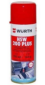 Higienizador Limpa Ar Condicionado Wurth Hsw Spray Lavanda