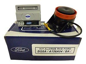 Alarme Volumétrico Universal Ford Ka-manual P/ Instalação