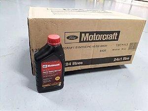 Caixa De Óleo Motorcraft 5w30 100% Sintético (24 Unidades)