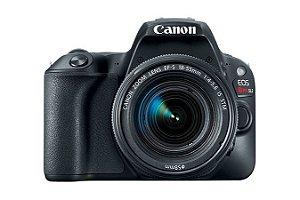 DUPLICADO - Câmera DSLR EOS Rebel Canon SL2 com lente 18-55MM STM IS