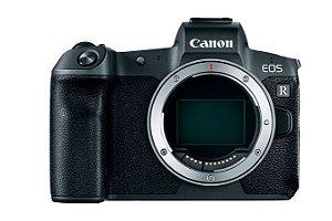 Câmera EOS R - Corpo ( produto lacrado nacional )