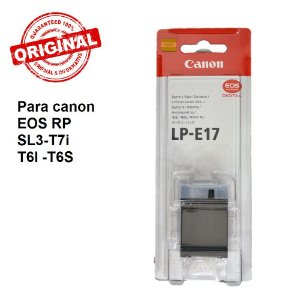 BATERIA CANON LP-E17 ORIGINAL