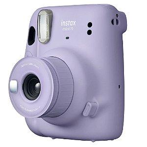 Câmera Instantânea FujiFilm Instax Mini 11 Lilás