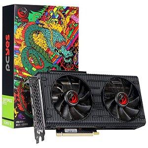 PLACA DE VIDEO NVIDIA GEFORCE GPU RTX 3060 TI 8GB GDDR6 256 BITS - GRAFFITI SERIES - PCYES - PP3060TI8DR6256