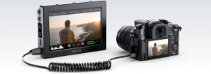 Monitor Blackmagic Design Video Assist 4k 7 Hdmi/6g-sdi Blackmagic Design