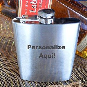 Cantil de Whisky Personalizado