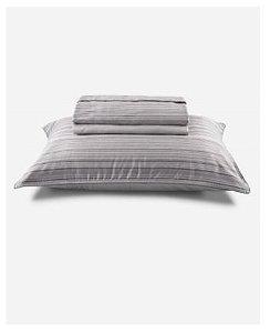 Jogo De Cama Casal By The Bed 300 Fios 100% Algodão 4 Peças - Guggenheim
