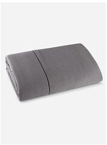 Capa De Edredom Duvet King By The Bed 300 Fios 100% Algodão 3 Peças - 59 St - Preto & Branco