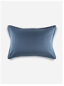 Fronha Avulsa By The Bed 300 Fios 100% Algodão Azul - 59 St