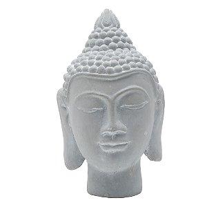 Buda Decorativo Em Concreto - Urban