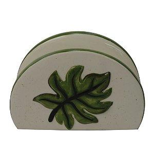 Porta Guardanapo Em Cerâmica - BTC