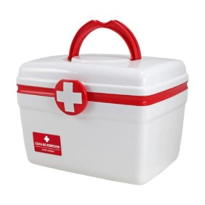 Caixa Organizadora Para Remédios - Jacki Design