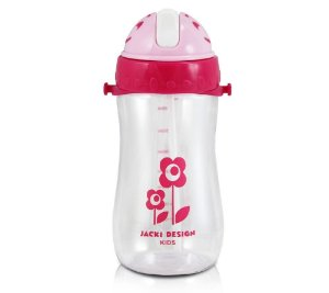 Squeeze Infantil Flor Rosa Pink - Jacki Design