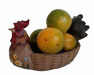 Fruteira Galo - Artes Zu