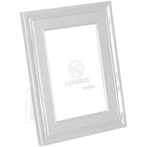 Porta Retrato Metal Prata Peq. - GS