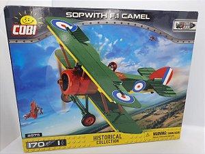 Cobi Great War - Sopwith F.1 Camel - 170 peças