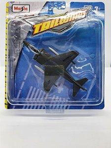 Miniatura AV-8B Harrier II - Maisto Tailwinds - Metal
