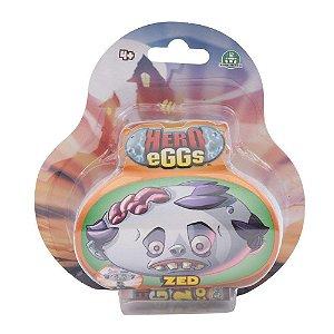 Hero Eggs - Zed - Candice - Promoção dia das Crianças