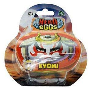 Hero Eggs - Kyomi - Candice - Promoção dia das Crianças