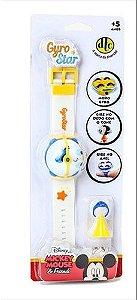 Peão Gyro Star Diney - Pato Donald - DTC - Promoção dia das Crianças
