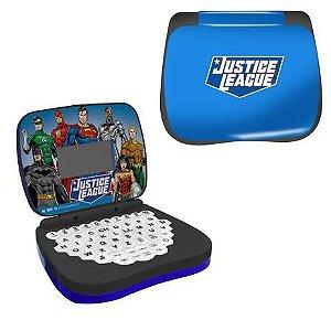 Laptop Infantil Liga da Justiça Bilíngue - Candice
