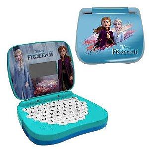 Laptop Infantil Frozen Bilíngue - Candice