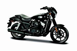 1:18 - 2015 STREET 750 - HARLEY-DAVIDSON MOTORCYCLES , ASSORTMENT
