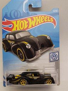 1:64 VW FUSCA KAFER RACER PRETO