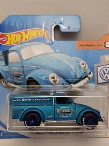 1:64 VW FUSCA PICK UP 1949 AZUL