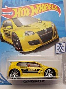1:64 VW GOLF GTI AMARELO