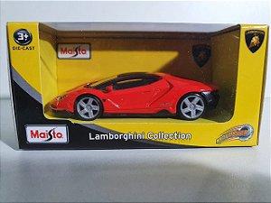 Miniatura Lamborghini Centenario - Escala 1/43 - Maisto