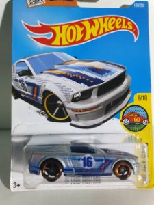 Miniatura Ford Mustang 07 - Hot Wheels - HW Art Cars