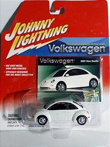 Miniatura Johnny Lightning - New Beetle 2001