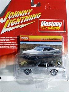 Miniatura Johnny Lightning - Ford Thunderbird 1968