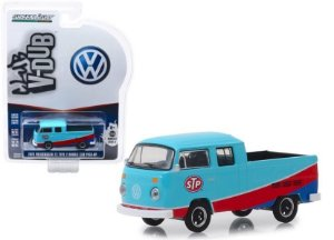 Miniatura Volkswagen Kombi Pick Up 1964 STP - Escala 1/64 - Vee-Dub