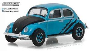Miniatura Volkswagen Fusca 1950 - Escala 1/64 - Greenlight
