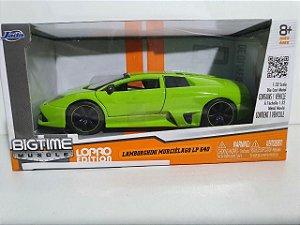 Miniatura Lamborghini Murcielago - Escala 1/32 - 14cm - Lopro Jada