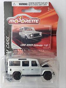 Miniatura Majorette - Land Rover Defender - Escala 1/64 - Aprox. 8cm