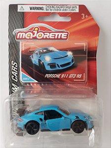 Miniatura Majorette - Porsche 911 GT3 RS - Escala 1/64 - Aprox. 8cm