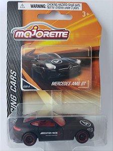 Miniatura Majorette - Mercedes Benz AMG GT - Escala 1/64 - Aprox. 8cm