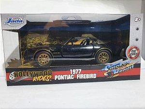 Miniatura Pontiac Firebird 1977 - Filme Super Maquina - Escala 1/32