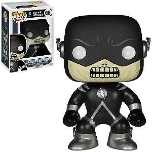 Boneco Pop Funko! Heroes The Flash Black Lantern Reverse 68