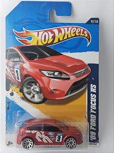 Miniatura Hot Wheels - Ford Focus RS 2009 - HW All Stars