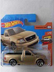 Miniatura Hot Wheels - Ford F150 SVT Lightning 99 - HW Hot Trucks